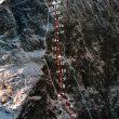 Línea de la Krasnoyarsk al Troll Wall (Noruega)  (Russianclimb.com)