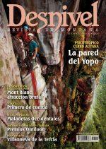 Portada de la revista Desnivel nº315 (octubre 2012) en ALTA  ()