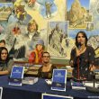 Presentación en la librería del Premio Desnivel de Literatura 2010. Edurne Pasabán