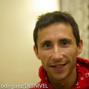 Ramón Julián Ramonet ha ganado cinco veces en Arco. ¿Ganará este año por sexta vez? Rock Master Festival 2012.  ()
