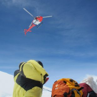 El esperado helicóptero de rescate  (Anselm Murphy)