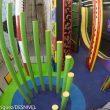 Dock39. Las originales y divertidas estructuras del Clipn Climb.  (Darío Rodríguez / Desnivel)