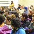 Participantes en el V Encuentro Nacional de Escaladoras FEDME