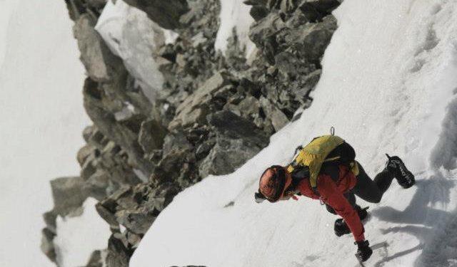 Travesía Courmayeur-Chamonix de Kilian Jornet. Summits of my life.  (Seb Montaz)