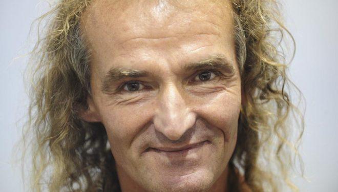Patrick Edlinger en 2009  ()