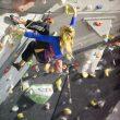 Exhibición de Sasha DiGiulian en :Climbat La Foixarda  (Israel Macià)