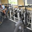Bicicletas en un tren regional alemán.  (Juan Merallo)
