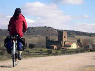 el cicloturismo es un magnífico modo de conocer el propio país. (Juan Merallo)