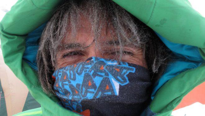 Álex Txikon en el Laila Peak  (Álex Txikon)