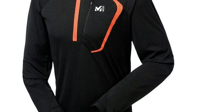 Camiseta interior Alpine Zip TS LS de Millet  ()
