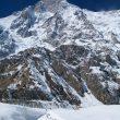 La vertiente Rupal del Nanga Parbat en invierno de 2013 (Col. J. Wischnewski)