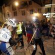 Mireia Miró y Francesca Martinelli felices tras vencer en la Sella Ronda 2013  (Mireia Miró)