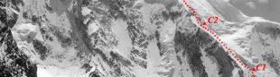 Cima del Broad Peak (Polish Winter Himalaism 2010-2015)