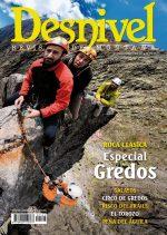 Portada de la revista Desnivel nº 324. Junio 2013. Especial Gredos [WEB]  ()