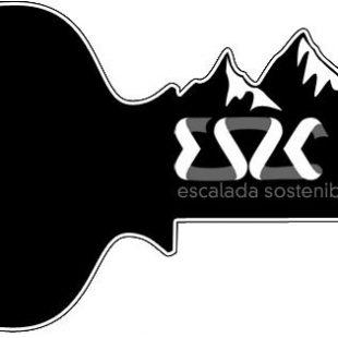 Logo de la Asociación Escalada Sostenible Zona Centro.  ()