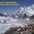 Campo base de la expedición de Carlos Soria al Kangchenjunga 2013  (Expedición BBVA Kangchenjunga)