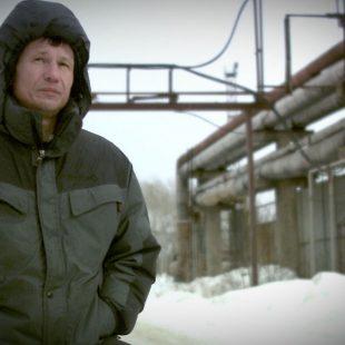 Alexey Bolotov durante la filmación de la película Pura Vida que cuenta el intento de rescate de Iñaki Ochoa.  (Pura Via)