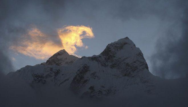 Kangchenjunga  ((c) Oscar Cadiach/Lluis Rafols)