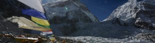 Campo base del Everest (Ferran Latorre)