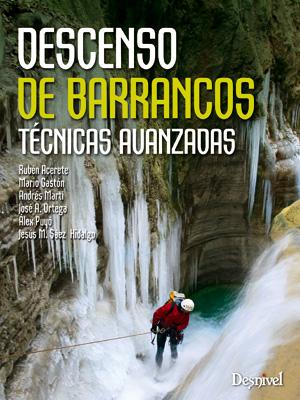 Descenso de barrancos. Técnicas avanzadas.  por VV. AA.. Ediciones Desnivel