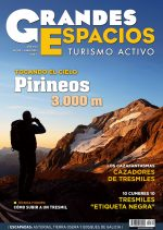 Portada de la revista Grandes Espacios nº 183. Junio 2013. [WEB] ()