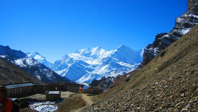 Paisaje del recorrido del Trail por etapas The Himalaya Ring que se celebrará en 2014  (NovasHimalaya)