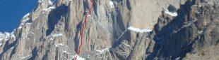 Ruta prevista al Paiju Peak (6.610 metros) es una montaña de gran belleza y enorme dificultad técnica