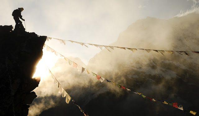 Trekking Himalaya. Enrique López Tapia.  ()