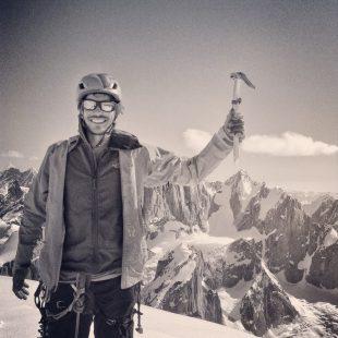 Alex Honnold se estrena con el piolet en Alaska  (Renan Ozturk)