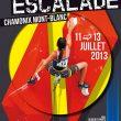 Championnat dEurope dEscalade - Chamonix  ()