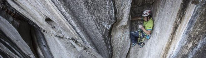 James Pearson en Zembrocal (130 m