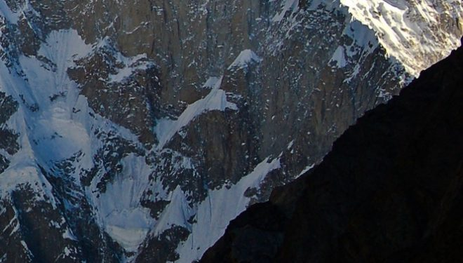 Kunyang Chhish Este (7.400 m) de Pakistan  (Hansjörg Auer)