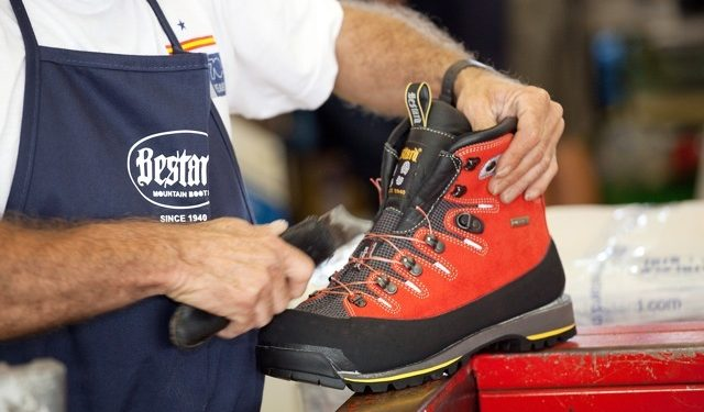 Proceso fabricación botas  ()