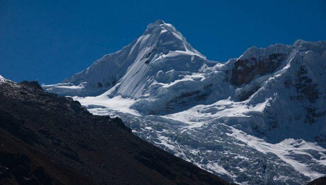 Pico del Tocllaraju
