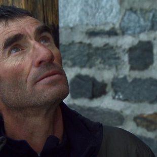 Erhard Loretan en una imagen de la película Erhard Loretan