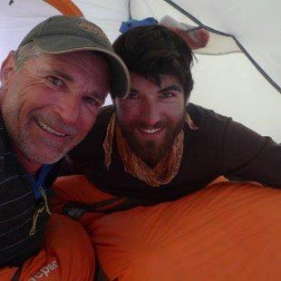 Marty Schmidt y Denali Schmidt  ()