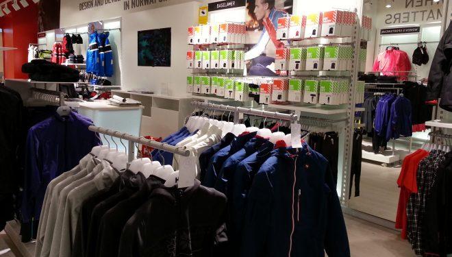 Nueva tienda Helly Hansen Barcelona  ()