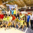 Finalistas de la segunda prueba de la Copa de España de Bloque 2013