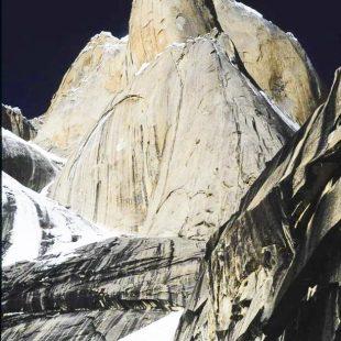 Gran Torre del Trango (6286 m), Karakorum, Pakistán