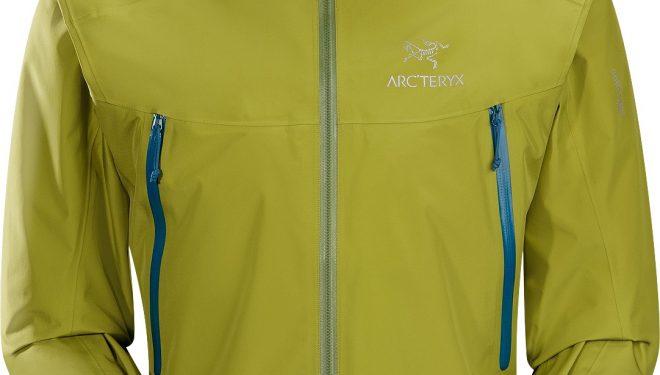 Chaqueta Arc'teryx Saguaro Green  ()