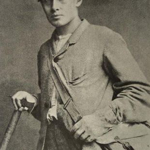 Edward Whymper en 1865  ()