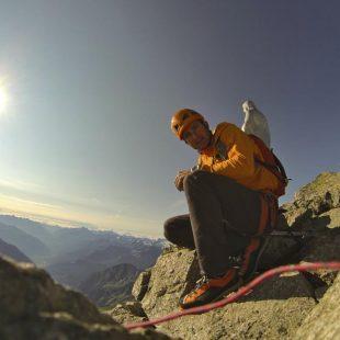 Ueli Steck en el Mont Blanc  (Ueli Steck)
