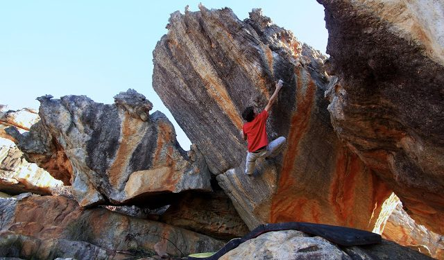 Niccoló Ceria en The power of one 8b  ()