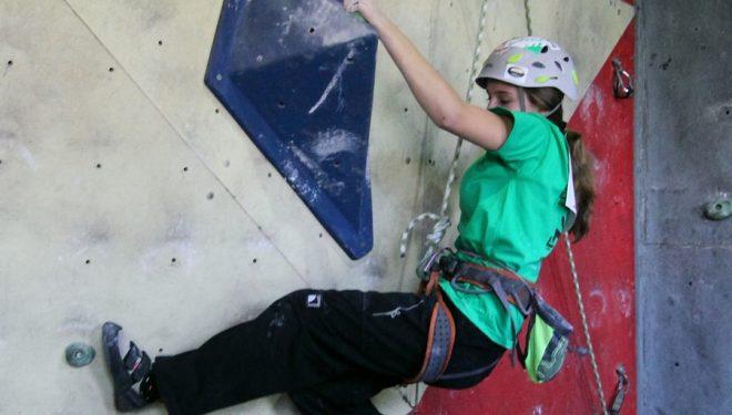 Campeonato infantil y juvenil de escalada de dificultad de la Comunidad de Madrid 2013. (FMM)