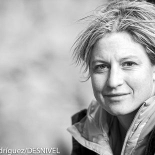 La escaladora neozelandesa Mayan Smith-Gobat en el Roc Trip Petzl 2012