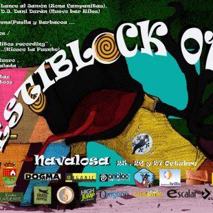 Cartel Festiblock 2013  ()