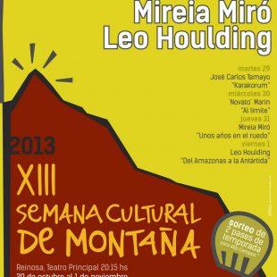 XIII Semana de la Montaña de Reinosa 2013  ()