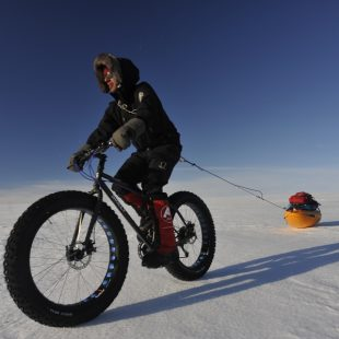 Juan Menéndez Granados en Groenlandia  ()