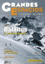 Portada de la revista Grandes Espacios nº 194. Especial Balaitús [WEB]  ()