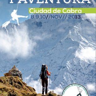 XIV Jornadas de Montaña y Aventura Ciudad de Cabra 2013  ()